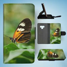SAMSUNG GALAXY NOTE 9 FLIP CASE WALLET COVER|BUTTERFLY 2