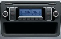 VW RCD 210  Original Autoradio CD VW T5 GOLF PASSAT TOURAN JETTA SCIROCCO
