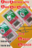 30 aghi per macchina da cucire domestica vintage-misure 14,16 e 18>10 ciascuno-