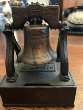 New ListingLiberty Bell Coin Bank From Financial Promotions