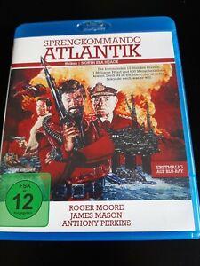 Roger Moore - Blu ray - Sprengkommando Atlantik