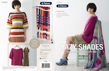Patons Pattern Book #0014 Souffle 8 Ply Hazy Shades for You & Your Home
