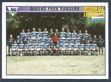 MERLIN-1996-PREMIER LEAGUE 96- #187-QUEENS PARK RANGERS TEAM PHOTO