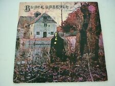Black Sabbath – Black Sabbath - 1st 1970 UK LP Vertigo VO 6 EX+