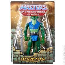 Masters of the Universe Classics 2015 Lizard Man Action Figure Mattel