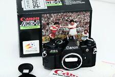 CANON AE1 program - boxed - analog camera made in Japan
