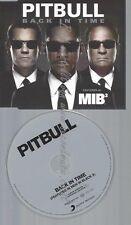 CD--PITBULL--BACK IN TIME