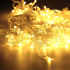 Hot 3M Led String Fairy Lights Outdoor Garden Curtain Christmas Party Wedding/EN
