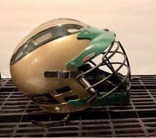 Cascade Cpro Lacrosse Helmet Yellow Green w/ Chin Strap Size L/Xl-$200+