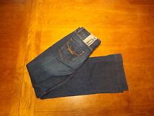 Ladies Medium Blue Cotton Bootleg Jeans Size 10 Medium (£25) New