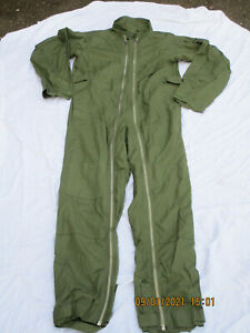 Coverall Free Fall Parachutist, Springer Overall, Size: 5-Medium,Para,HALO,oliv