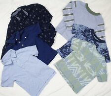 Baby Gap Polo Shirts T-Shirts Long Sleeve Tops Boys Size 5 Years - Lot of 6