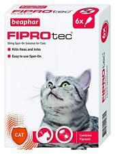 Beaphar FIPROtec Spot-On Treatment - 50mg (14367)  - 1 pipette