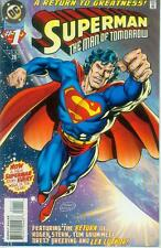 Superman: Man of tomorrow # 1 (états-unis, 1995)