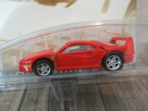 Hot Wheels 1:64 Car Auto Milestones RED Ferrari F40 2001 Sealed