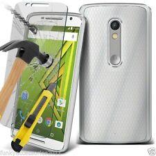 Étuis, housses et coques avec clip transparents pour téléphone mobile et assistant personnel (PDA) Motorola