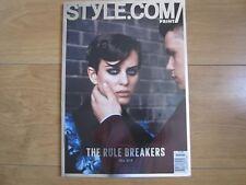 Style.Com / Print Magazine June 2013 Ellinore Erichsen New.