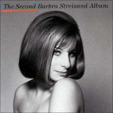 BARBRA STREISAND : SECOND BARBRA STREISAND ALBUM (CD) sealed