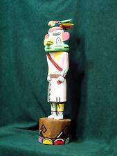 Hopi Kachina Doll - Kyash, the Parrot Kachina - Delightful!