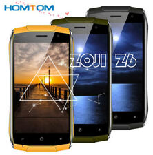 "5.0"" Android Rugged Smartphone 4G 16GB Outdoor Handy 2*SIM GPS Wasserdicht DE"