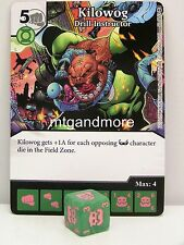 DC dice Masters - #050 Kilowog Drill instructor-era of Light