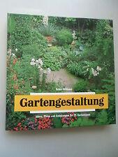 Gartengestaltung Ideen Pläne Anleitungen 25 Gartentypen 1989 Garten
