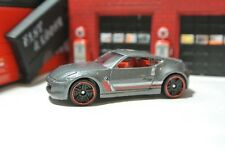 Hot Wheels Nissan 370X - Gray - Loose - 1:64 - Exclusive