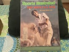 "GOLFER ANDY NORTH AUTOGRAPHED 1978 SPORTS ILLUSTRATED/ PERSONALIZED TO ""SCOTT"""