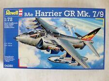 Revell 1/72 04280 BAe HARRIER GR Mk. 7/9