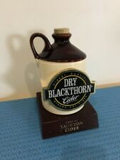 Vintage Dry Blackthorn Cider Bar Advertising Topper Mancave Display, Pub, Pump