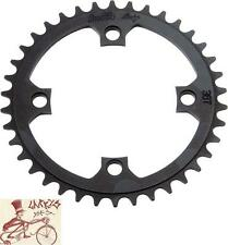 PROFILE RACING 4-BOLT 104MM 36T BLACK BMX BICYCLE CHAINRING