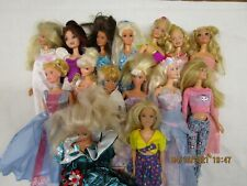 Mattel Barbie Lot! Good Condition W/ Clothing And Accessories T2
