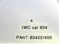 IWC cal 854 intermediate wheel part 85420        450