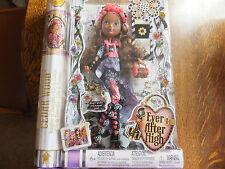 EVER After High-MOLLA sospese-Cedar Wood Doll-Adatto Età 6+
