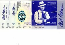 More details for chet atkins ~ unused ticket for concert in bristol on july 29 1994 ~totally mint