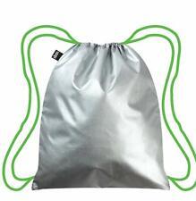 LOQI Backpack METALLIC SILVER NEU
