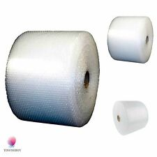 "Bubble + Wrap 3/16"" 700 ft. x 12"" Small Perforated Packing Shipping Padding Roll"