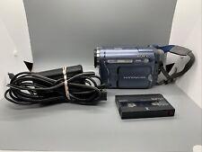 New ListingSony Handycam Ccd-Trv328 8mm Video8 Hi8 Camcorder