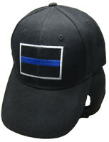Thin Blue Line Low Profile Police Cap Law Enforcement Hat Police Lives Matter