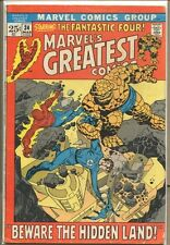 Marvels Greatest Comics 1969 series # 34 very good comic book