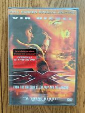 Vin Diesel Triple X xXx Special Edition Dvd Full Screen Brand New