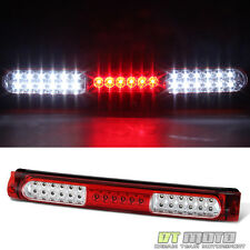 1997-2003 Ford F150 Pickup Truck Red Clear LED 3rd Tail Brake Light Cargo Lamp