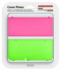 New Nintendo 3DS Cover Plates No.022 Clear Material Kisekae New from Japan