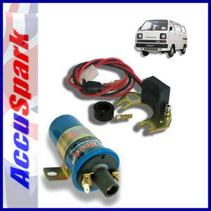 Honda Acty Van 1977-1982  AccuSpark Electronic ignition kit + Coil