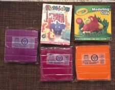 Assorted Modeling Clay (5 Packs) New other