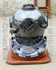 Antique Scuba SCA Nautical Divers Diving Helmet V Deep Sea Marine Replica Gift