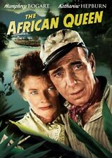 The African Queen Sealed New Dvd Humphrey Bogart Katharine Hepburn