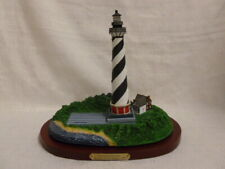 Lefton Historic American Lighthouse Collection Cape Hatteras NC Moving Oval Base