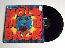 Disco Vinile 12'' West Bam / Hold me back - LOW SPIRIT