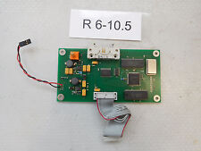 Board E198312/DS for Ergotech NC Operating terminal Demag 6EJ5 398-0DE14 /